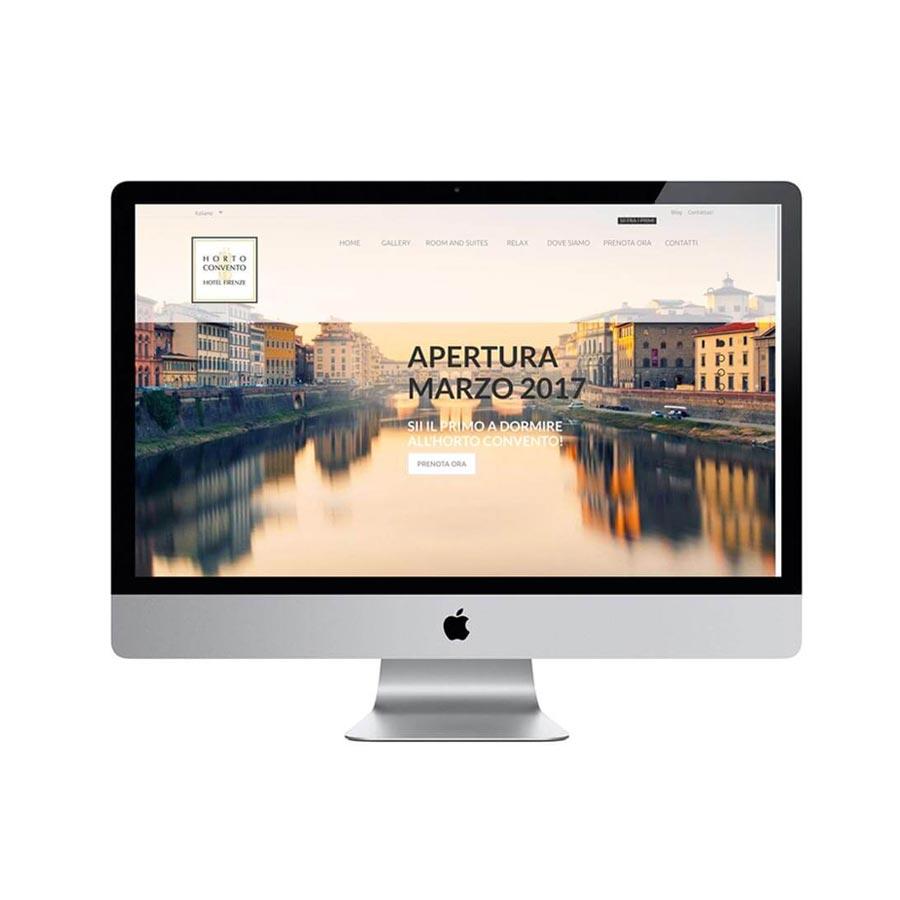 Realizzazione siti web per hotel ed alberghi