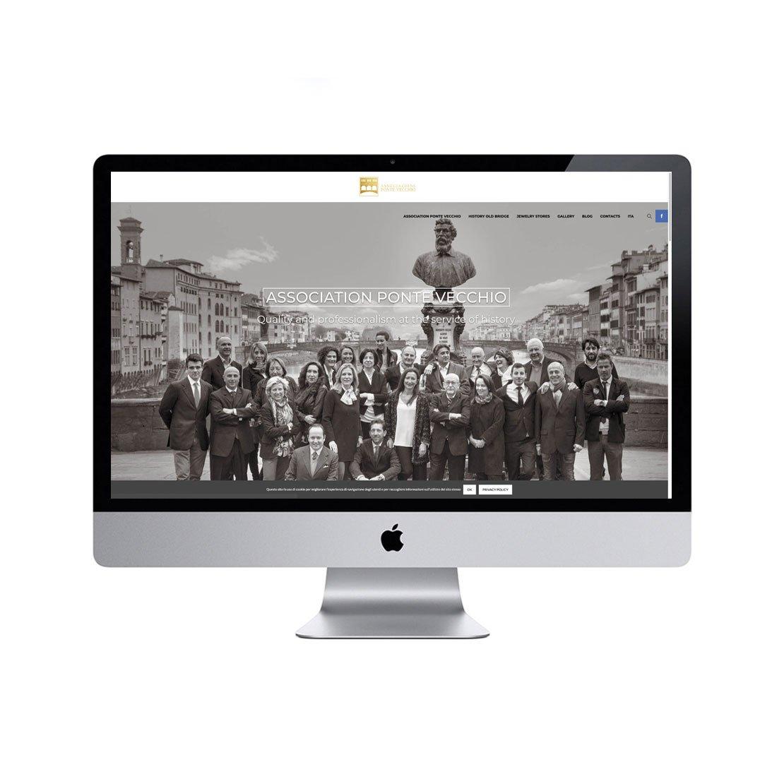 Sito web Associazione Ponte Vecchio